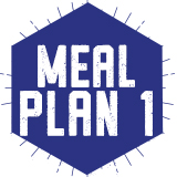 Student Housing East Meal Plan 1